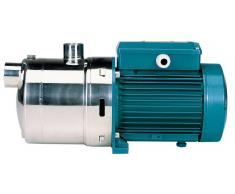Calpeda SPA Elettropompa Calpeda multistadio orizzontale in acciaio inox MXHM 404/A 1 HP mon