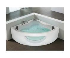 Vasca idromassaggio angolare da interno - Vasca spa - TOCOA