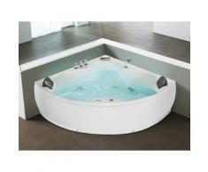 Vasca idromassaggio angolare da interno - Vasca spa - SENADO