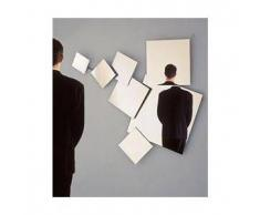 BD BARCELONA DESIGN specchio da parete MIRALLMAR (7 specchi - Vetro)