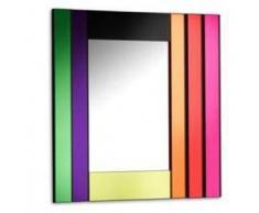 GLAS ITALIA specchio da parete GLI SPECCHI DI DIONISO (Dioniso 3 - Vetro)