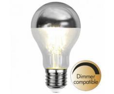 Lampada LED E27 Testa a Specchio 4W Dimmer Bianco Caldo Filamento A+ Star Trading I-LED-E27-32WFDS