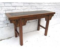Cina 1930 Anni tipico tavolino Kredenz credenza rustica forma Dunkle pino di Luxury Park
