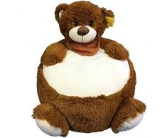 Bambia - Pouf per bambini, motivo Orso