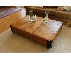 Tavolini Da Salotto In Legno Massiccio : Tavolini in legno uncle joeŽs da acquistare online su livingo
