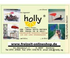 Campeggio - tenda - Armadietto pensile - 7 scomparti - 30 x 120 x 20 cm - distribuzione - HOLLY prodotti STABIELO innovazioni MADE in GERMANY - holly-sunshade ®