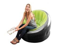 Intex Empire Poltrona Gonfiabile Chair Multicolore 112 x 109 x 69 cm