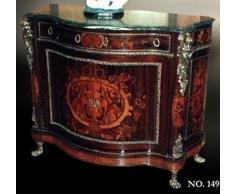 Barocco credenza stile antico comò Buffet rococò MoBa0149