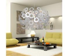 OOFAY LIGHT® Lampadario in alluminio semplice ed elegante di un soggiorno da letto Lampadario moderno ristorante lampadario