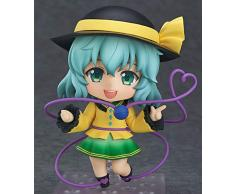 No Alta 10CM Progetto Orientale Komeiji Koishi Q Versione Mobile Cambia Volto Scatola Scultura Regalo Modello Opera Grafica Anime