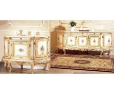 LouisXV - Credenza in stile veneziano barocco Vp9933-5