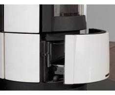 La Nordica - Stufa a Legna Fortuna Bifacciale Finitura Maiolica Bianco Infinity da 52,6cm