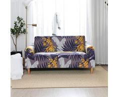Fodere copridivano 3 posti Copridivano per divano Elastica Regolabile Stampa Impermeabile Fodere copridivani Divano Protector