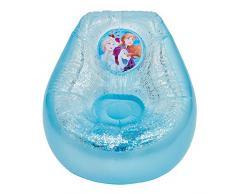 Disney- Poltrona Gonfiabile da Riposo per Bambini, Colore Blue/White, 289FZO