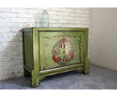opium outlet box armadio credenza vintage coloniale stile shabby chic Style Subtle design Design 3