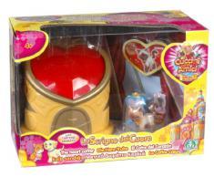Giochi Preziosi, Cuccioli cerca amici Nel Regno di Pocketville 6266 - Lo scrigno del cuore + 1 cucciolo
