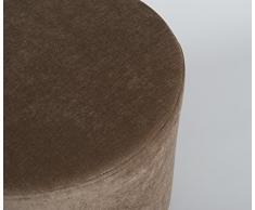 AMARIS Elements OT011, 2, SR imbottitura 45 x 45 cm sgabello rotondo S, marrone