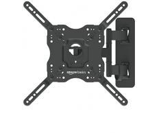 """AmazonBasics - Staffa snodata da parete, per TV da 22"""" a 55"""""""