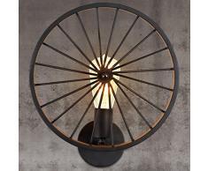 Plafoniere Industriali Diametro 30 : Lampade industriali color nero da acquistare online su livingo
