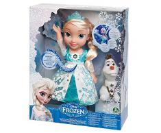 Giochi Preziosi - Frozen Principessa Elsa ed Olaf con Luci e Suoni