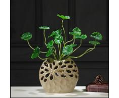 Vaso di decorazione in ceramica armadietto del vino accessori accessori per la casa TV mobile ufficio soggiorno scarpe armadio ingresso camera da letto mobili di piccole dimensioni ( dimensioni : S. )