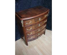 barocco cassettiera armadio Louis XV Antique Style MKKM0049