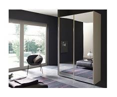 Cod.00757548 - Armadio scorrevole specchio