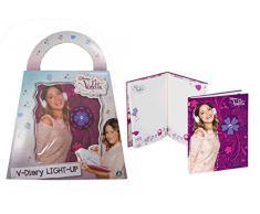 Giochi Preziosi - Diario Segreto con Luci Violetta Gift