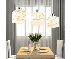 SKC Lighting LED Ristorante Luci Lampadario Tre pasti leggeri da bar lampadari moderni minimalista sala da pranzo della lampada con illuminazione creativa