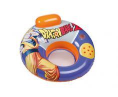Giochi Preziosi, Dragon Ball Z, Poltrona Gonfiabile Confort, 104x104 cm