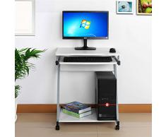 scrivania per computer » acquista scrivanie per computer online su ... - Scrivania Con Computer