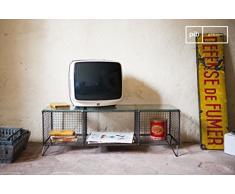 Mobile TV Ontario in stile vintage
