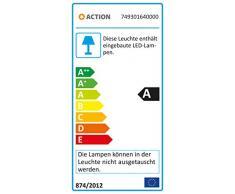 Action, Lampada a sospensione LED, 24.0 Watt, 1700 lumen