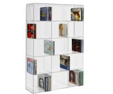 Scaffale porta cd acquista scaffali porta cd online su - Scaffali porta cd ...