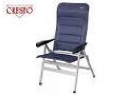 """'""""RELAX poltrona sedia pieghevole blu scuro - Compact - Sedia pieghevole - Portata STABIELO de lusso - fino a 200 kg - 7 fach regolabile sedia da campeggio - Sdraio - STABIELO - 4,6 Kilo facile da - in alluminio - STABIELO - EXKLUSIV - Poltrona"""