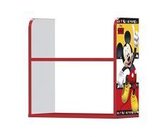 Stor - Scaffale infantile   STAR WARS   Disney - Dimensioni: 50 x 50 x 25 cm. - Vari personaggi