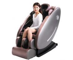 Airser Poltrona da Massaggio, Poltrona Massaggiante per Coscia E Schienale - Poltrona Massaggiante Elettrica 8d - Poltrona Shiatsu Relax Professionale