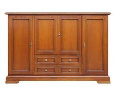 Credenza Moderna Groupon : Credenze in legno arteferretto da acquistare online su livingo