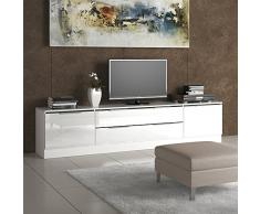 Credenza Con Televisore : Mobile tv con altoparlanti integrati lemus home by
