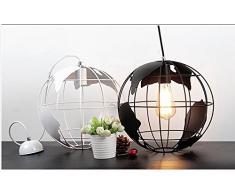WEIAN Lampadario a soffitto per cucina, soggiorno, camera letto, caffetteria, ristorante, Sala da pranzo decorazione (white) 20cm