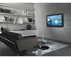 Porta Tv Da Parete Meliconi.Staffe Porta Tv Meliconi Color Nero Da Acquistare Online Su Livingo