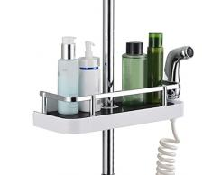 Mensole per doccia color bianco da acquistare online su livingo