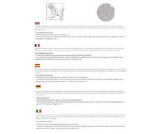 Salva poltrona reclinabile Mowin dimensione 1 posto (55 Cm.), Colore 11 (Vari colori disponibili)
