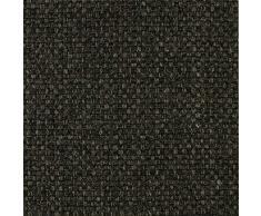 DESHOME Penelope - Tessuto al Metro Idrorepellente stoffa resistente per divani, cuscini, tappezzeria (Grigio umbro, 1 metro)