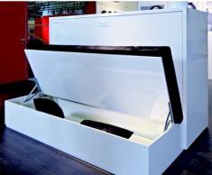 Meccanismo a molla professione Swing Away angolo del letto, richiudibile, pieghevole in lungo o in diagonale