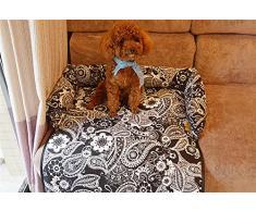 AnGe Letto di lusso lavabile facile da pulire Letto Medio / Cat Fold Out Letto con Sofa Protector