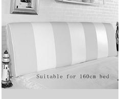 Comodino cuscino dello schienale cuscino Comodino Borsa morbida materasso matrimoniale pelle Cuscini di grandi dimensioni ( colore : # 10 )