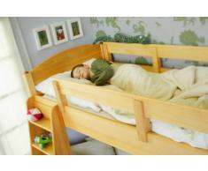 Protezione letto a castello per il letto Noè Alderwood, L 195 centimetri