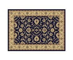 Tappeto disegno persiano stile classico orientale in 100% lana - Tappeto SITAP JAMAL 1520C78-B 80X140