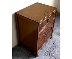 opium outlet box armadio cinese stile coloniale cassettiera comodino stile vintage shabby chic motivi colorati, Design 7